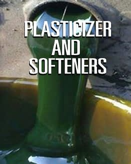 plasticizer and softeners