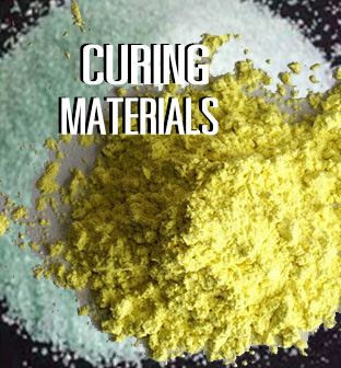 curing materials